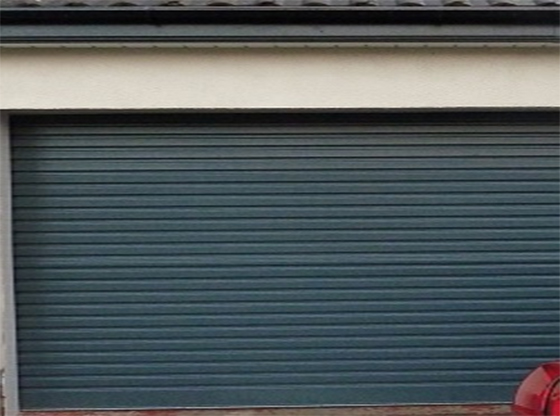 Anthracite Roller Garage Door