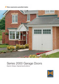 Hormann Series 2000 Up-and-Over Garage Doors