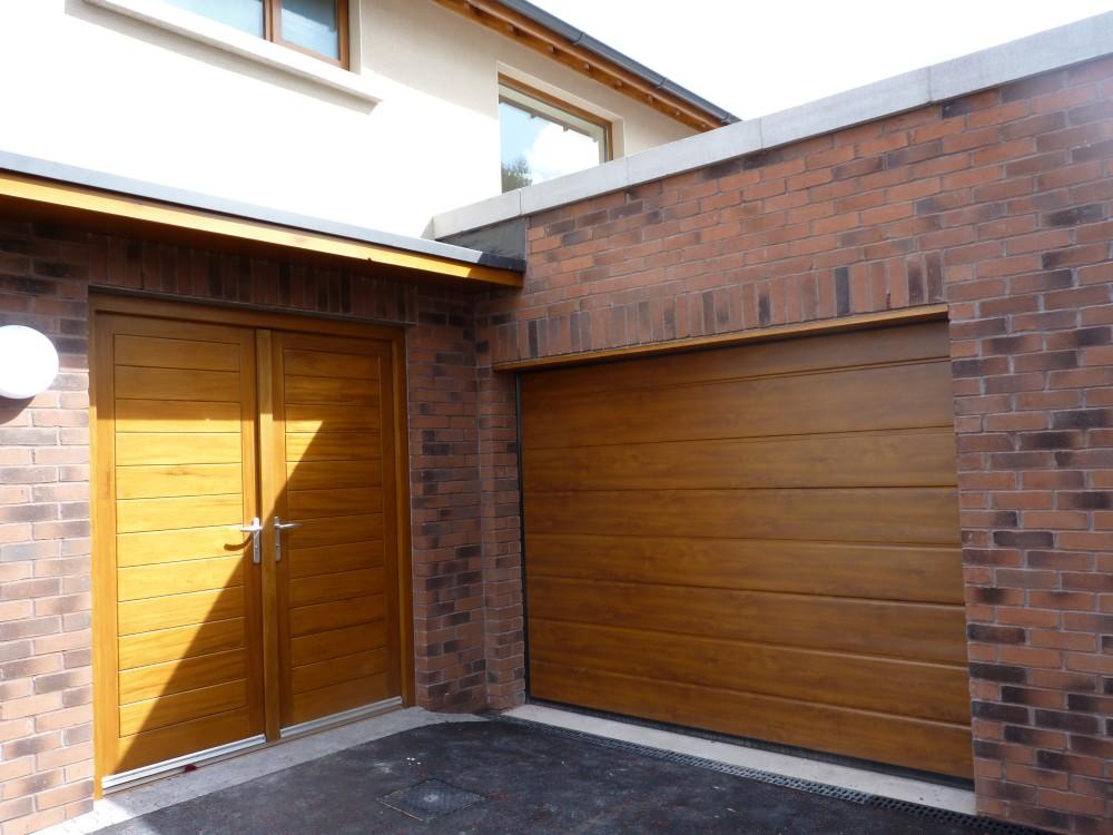 Tilt A Dor Kingspan Thermador Insulated Sectional Garage