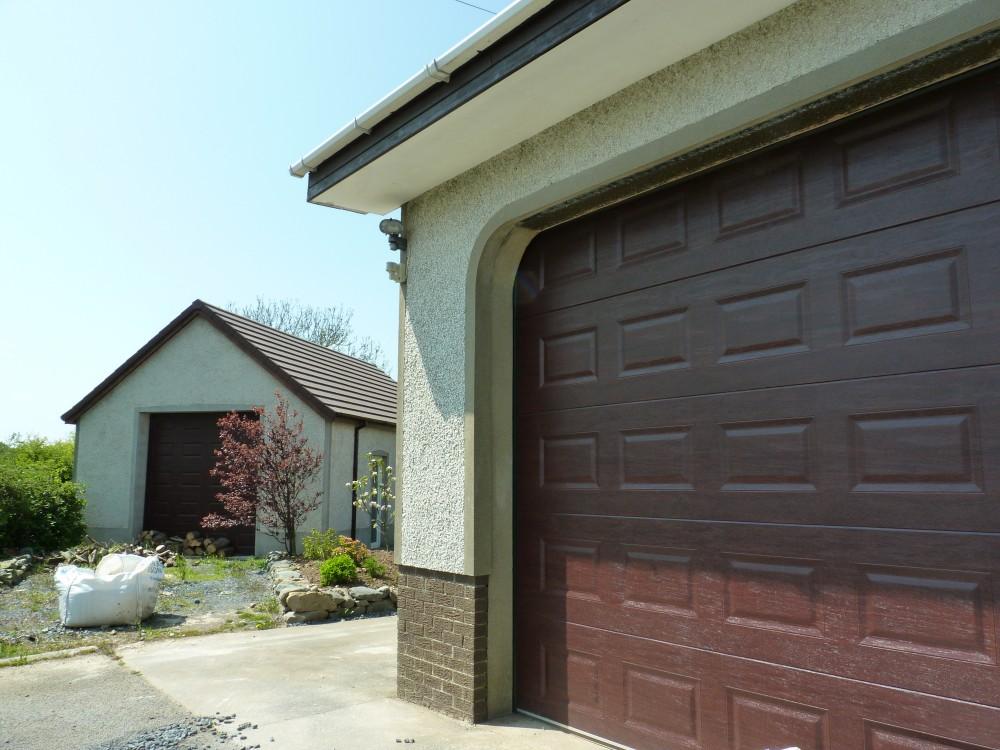 Residential Sectional Garage Door : Tilt a dor kingspan thermador insulated sectional garage