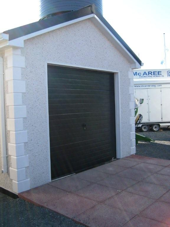ThermAdor sectional doors not only look good they provide outstanding performance in all weather conditions. The doors consist of 40mm Kingspan thick ... & Tilt-A-Dor Kingspan ThermAdor Insulated Sectional Garage Doors ... pezcame.com