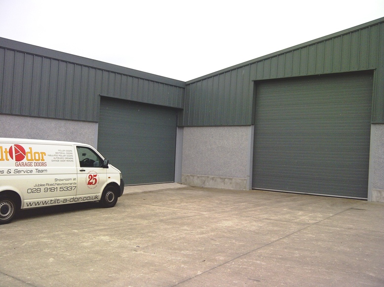Engineering firm sees the benefits for insulated sealed vehicle access doors