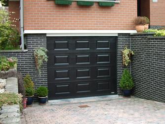 Tilt A Dor Insulated Sectional Doors Ireland And Northern