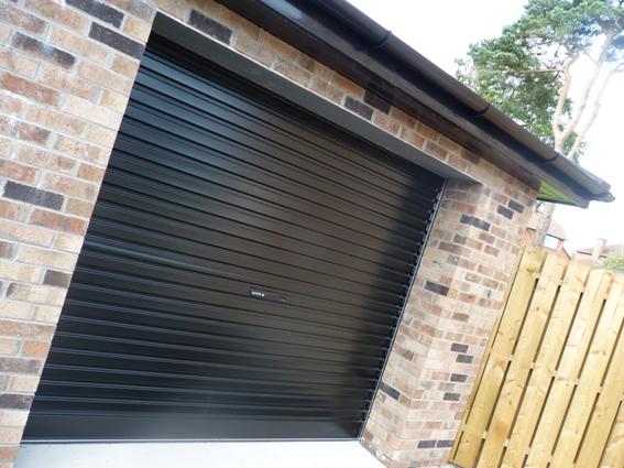 Tilt A Door Rollover Roller Garage Door Belfast