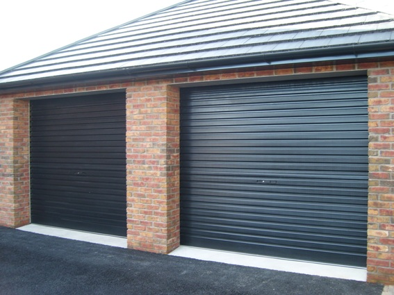 Roller Garage Door Colour Range