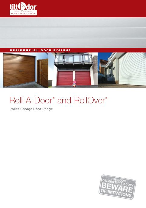 Roll-A-Door and RollOver Roller Doors