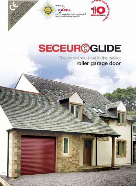 Seceuroglide Insulated Roller Door