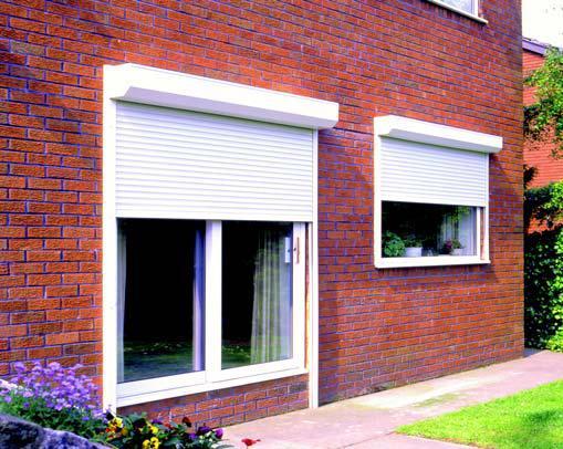 Seceurscreen 3800 external installation