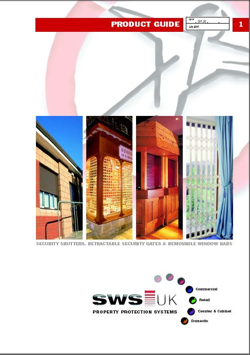 Security Products & Shutters Guide