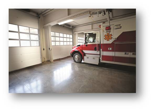ThermAdor Industrial fire station