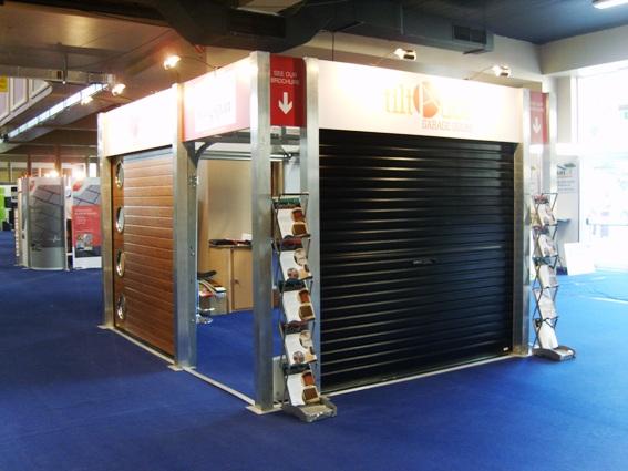 Exhibition Stand Builders Dublin : Tilt a dor garage doors and industrial northern